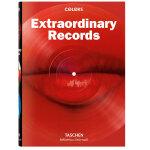 【预订】Bibliotheca Universalis Extraordinary Records 非凡的唱片封面 艺
