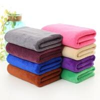 细纤维多色300克平方30*70加厚磨毛吸水擦车洗车巾美容美发巾T 30*70--