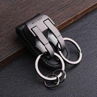 男士腰挂穿皮带钥匙扣 金属腰式扣 汽车钥匙链挂件创意圈环