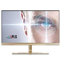 优派(ViewSonic)VX2471-sg 23.6英寸PLS香槟金 窄边护眼不闪液晶显示器