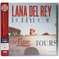 新华书店正版 欧美流行音乐 拉娜德蕾 蜜月旅行CD