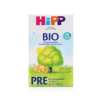 【网易考拉】Hipp 喜宝 有机奶粉 Pre段 600克/盒