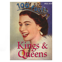 【首页抢券300-100】100 Facts King & Queens 国王和女王 100个事实系列 儿童百科科普常识