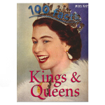 100 Facts King & Queens 国王和女王 100个事实系列 儿童百科科普常识 百科全书 英文原版进口