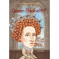英文原版 名人传记系列 Who Was Queen Elizabeth?