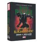 Marvel Black Panther Who is Black Panther 漫威原版长篇小说 黑豹电影原著小说