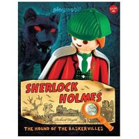 Sherlock Holmes福尔摩斯:巴斯克维尔庄园的猎犬 英文儿童游戏读物
