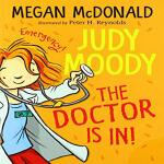 英文原版JudyMoody:TheDoctorIsIn!