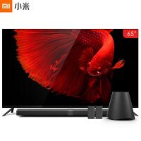 小米(MI)小米电视4 L65M5-AB 65英寸 3GB+32GB 4.9mm超薄 全景声影院 4K超高清智能平板电