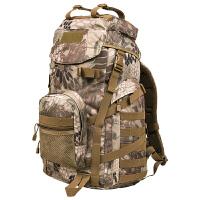 户外旅行背包男女大容量双肩包休闲电脑书包迷彩包登山包防水50L