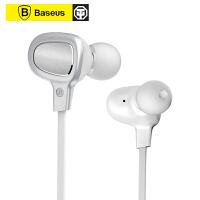 倍思 蓝牙运动耳机入耳式 NGB15 苹果安卓手机通用通话夜跑耳塞 运动设计双耳立体声