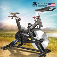 美国XTERRA司特拉动感单车家用健身车进口静音MB500