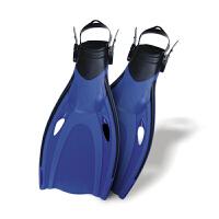 平光 防水防浪全干半干式半呼吸管 潜水镜 浮浅装备 浮潜二宝套装 浮潜三宝 蓝