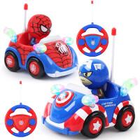 漫威正版复仇者联盟3无限战争蜘蛛侠玩具美国队长Q版公仔模型