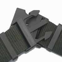 07外腰带军迷编织多用途作训腰带军训武装带军绿色腰带户外战术腰带装备