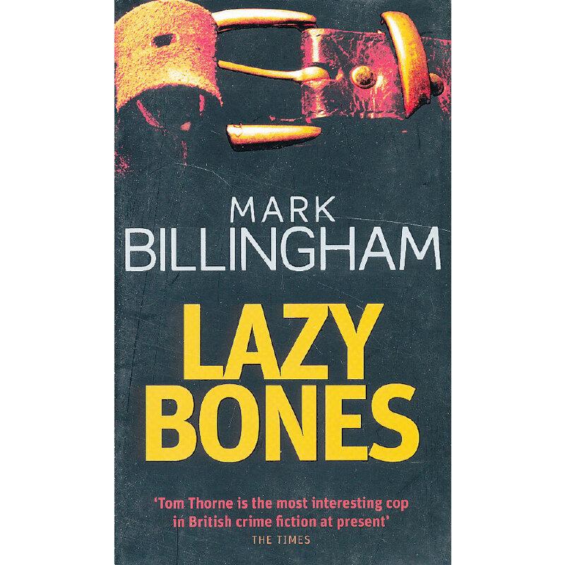 Lazybones A 英文原版