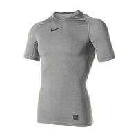 NIKE耐克男装2018新款PRO跑步训练紧身短袖T恤健身衣838092-091