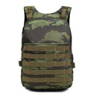 同款背包三级包绝地周边迷彩双肩包男防水书包