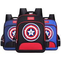 学生男孩一二三到六年级护脊儿童双肩男童背包