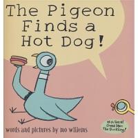 【首页抢券300-100】The Pigeon Finds a Hot Dog 鸽子捡到一根热狗 凯迪克作品续集 情商培