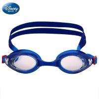 迪士尼儿童游泳眼镜宝宝游泳镜男女童高清防水防雾潜水镜泳具泳镜
