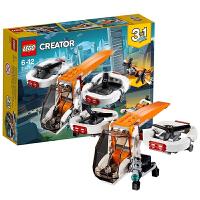 【当当自营】LEGO乐高双旋翼无人机 31071