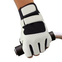 划船手套 男女运动健身手套半指护掌锻炼哑铃举重防滑拔河划船骑行护具HW
