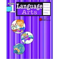 【现货】英文原版 哈考特 语言艺术(语文)练习册:1年级 Language Arts: Grade 1 (Flash