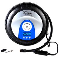 车载充气泵 智能12v便携式预设胎压汽车轮胎电动充气打气泵