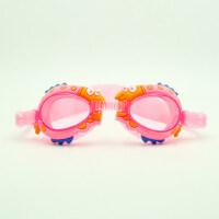 新款 儿童泳镜可爱卡通游泳眼镜高清防水防雾男女训练泳镜