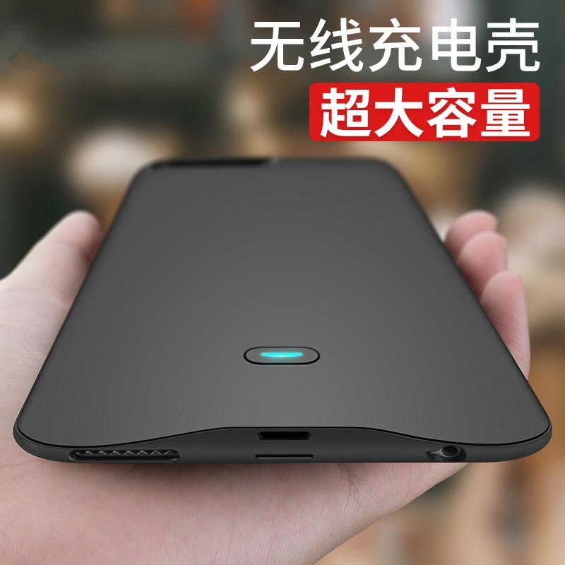 苹果背夹充电宝iPhone7背夹式6s电池7plus一体充夹背8p移动电源6sp手机壳X便 null