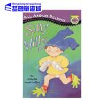 英文原版绘本 SILLY WILLY 汪培�E1一阶段 All Aboard Reading 笨蛋威利