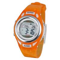时尚儿童表女孩男孩夜光防水数字式小学生手表 时尚运动电子表