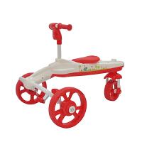 FisherPrice费雪 3-6岁宝宝玩具车脚踏车儿童三轮车小孩脚踏车漂移滑行三轮车  801