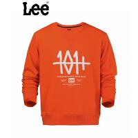 Lee 男式春夏101+系列男装套头卫衣L15143L71AN6