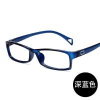 大视野眼镜架全框tr90轻韧成品男眼镜商务眼睛框配眼镜框镜架