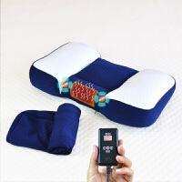 电动按摩枕热敷颈椎枕头中药枕枕劲椎枕头枕芯护颈枕