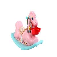 儿童玩具男女音乐摇马摇椅宝宝1-2-3周岁礼物摇摇马木马塑料室内