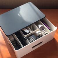数据线收纳盒数码包苹果手机耳机u盘硬盘充电器家用桌面整理神器