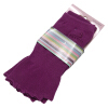 [当当自营]皮尔瑜伽pieryoga 漏指五指瑜伽袜 紫色