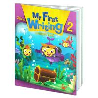 【众星图书】原装进口6-12岁少儿英语 新版My First Writing 2级学生套装小学初级英语写作练习强化训练培