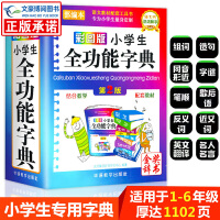 小学生全功能字典口袋本彩图版 第2版