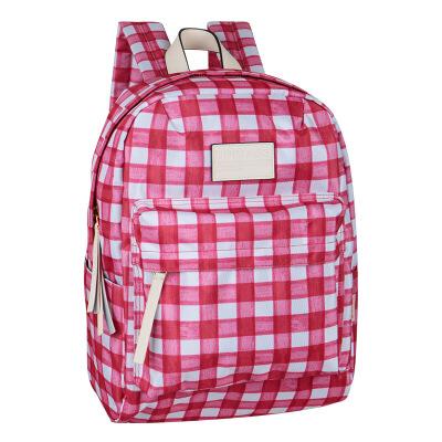 联众/UME BU8602C/红色 小学生书包男女1-3-4年级轻便省力减负双肩背包儿童8-10-12岁新年开学礼物 当当自营