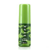 绿色丛林GREEN JUNGLE户外驱蚊液喷雾野外防蚊虫成人长效驱蚊露驱蚊水30ml
