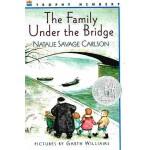 The Family Under the Bridge 桥下一家人(1959年纽伯瑞银奖) ISBN9780064402507