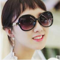墨镜潮明星款眼镜户外新品网红同款大框眼睛新款圆形个性太阳镜女士圆脸韩版