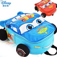 幼儿园书包男童 迪士尼汽车总动员麦昆卡通可爱宝宝书包1-3岁