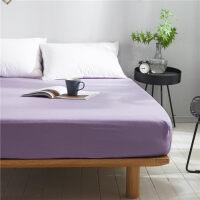 棉床笠单件床罩棉床垫套席梦思保护套防尘罩1.5/1.8m床单防滑