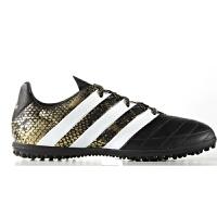 Adidas阿迪达斯运动鞋男鞋 ACE 16.3牛皮TF碎钉足球鞋AQ2070