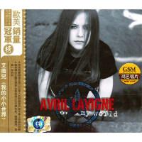 正版�]� �W美流行音�返�片光�P 艾薇��:我的小小世界(CD+DVD)